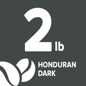 Honduran Dark - 2 Pound Bag