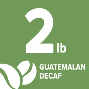 Guatemalan Decaf - 2 Pound Bag