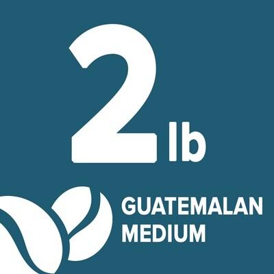 Guatemalan Medium- 2 Pound Bag