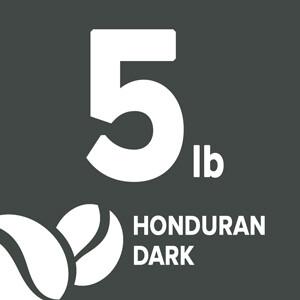 Honduran Dark - 5 Pound Bag