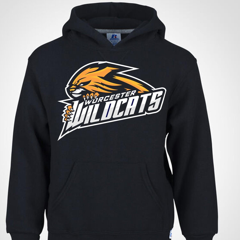Wildcats  Black Hoody