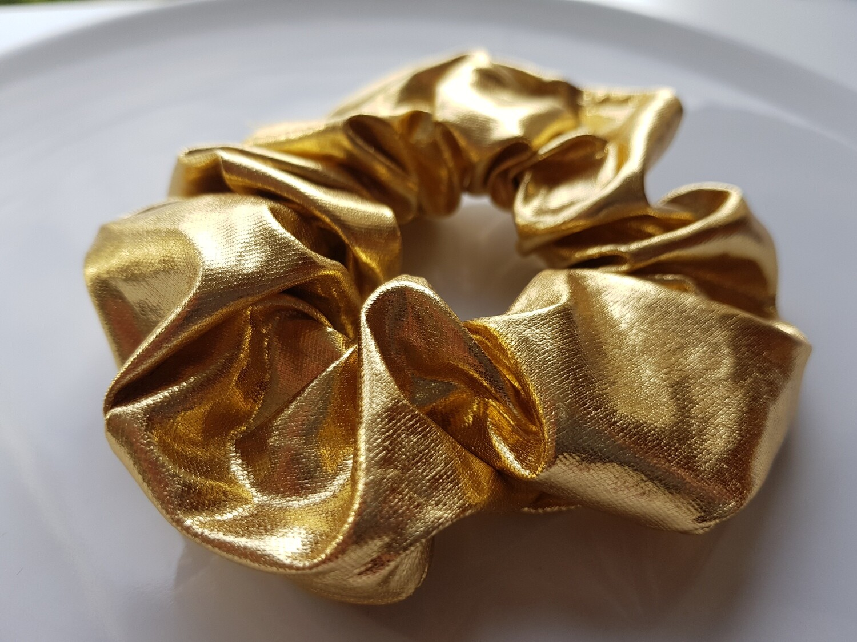 Shiny scrunchie 7 kleuren