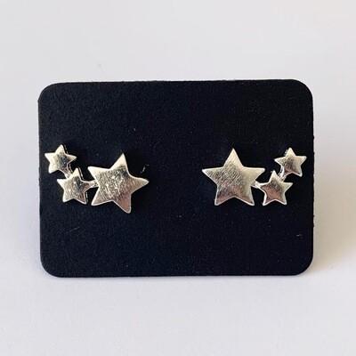 Stars knopjes 925 sterling zilver
