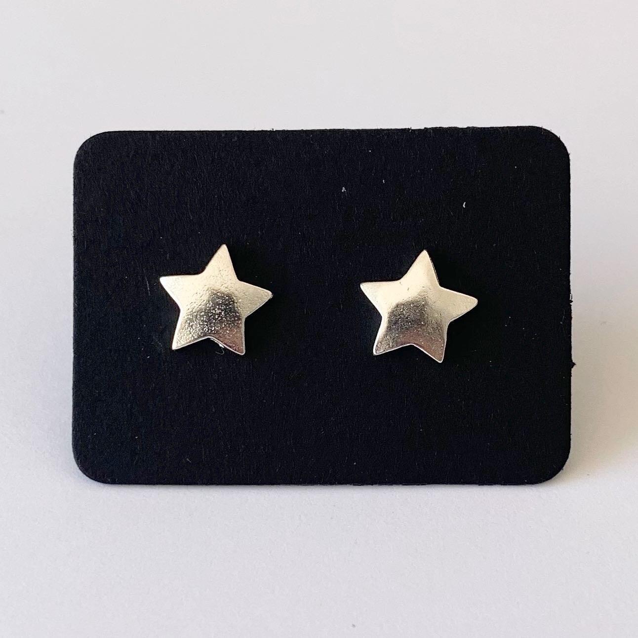 Shining star knopjes 925 sterling zilver