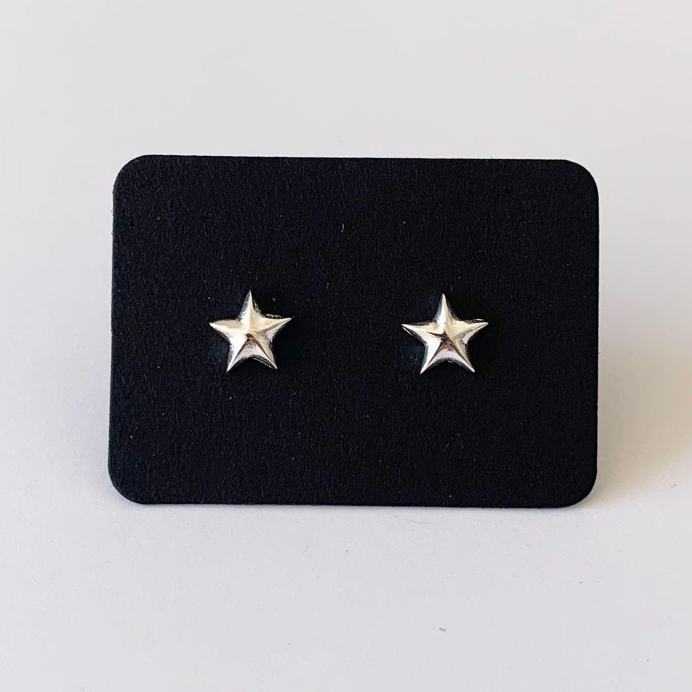 Tiny stars knopjes 925 sterling zilver