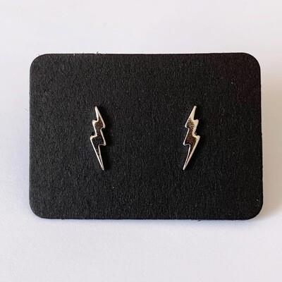 Lightning knopjes 925 sterling zilver