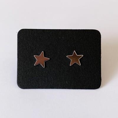 Star knopjes 925 sterling zilver