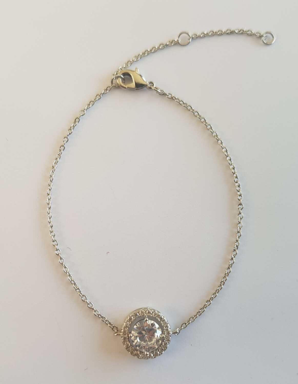 Diamant armband diamant