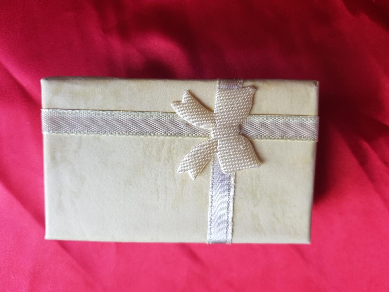 Cadeaudoosje voor kettinkjes, armbandjes en enkelbandjes