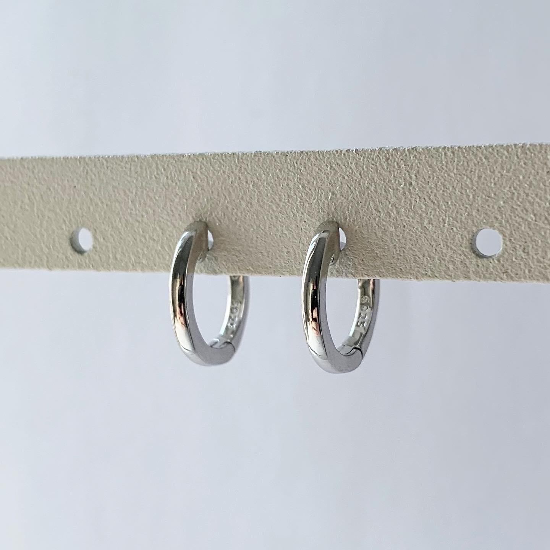 Pretty little oorringetjes 925 sterling zilver