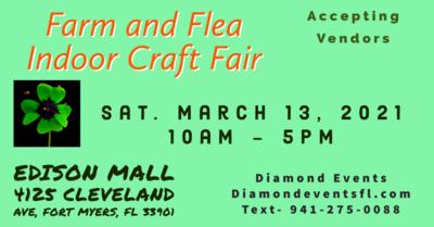 Edison Mall March 13, 2021