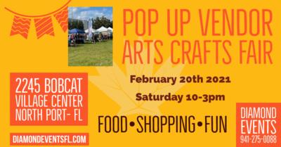 Bobcat Market Feb 20th 2021 10-3pm
