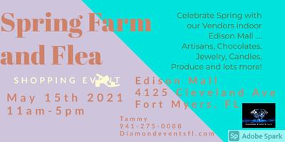 Edison mall May 15th 2021 11-5pm