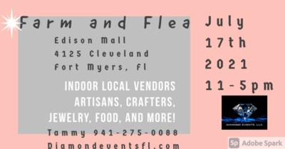 Edison Mall July 17th 11-5pm