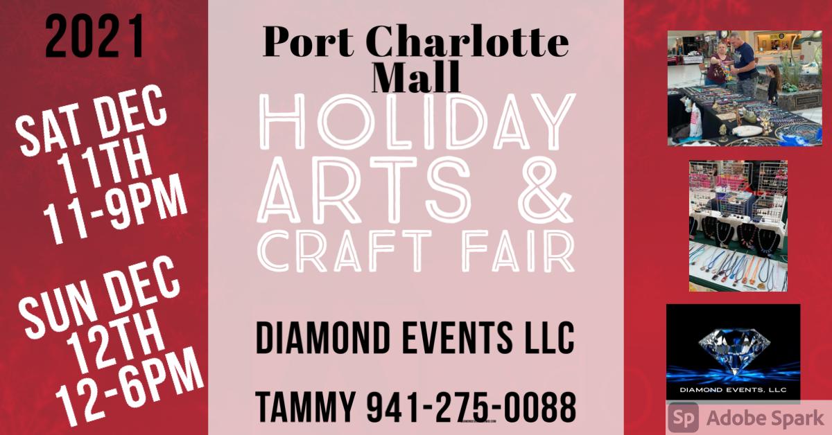 Port Charlotte Mall Dec 11-12th 2021