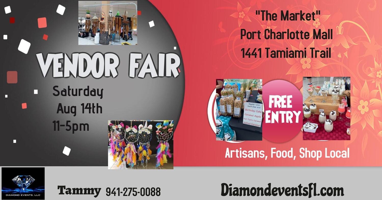 Port Charlotte Mall Aug 14th 2021 11-5pm