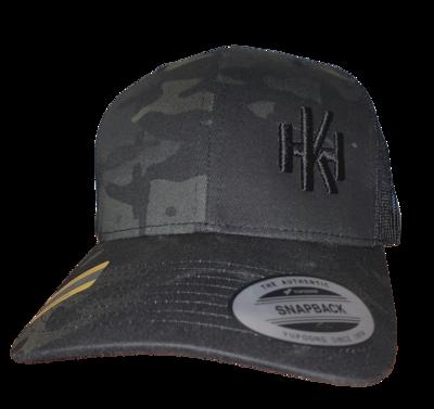 HK Snapback Mesh Hat