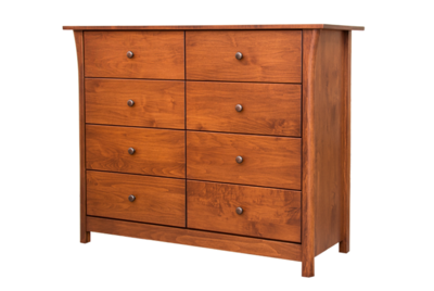 Cascadia 8 Drawer Dresser