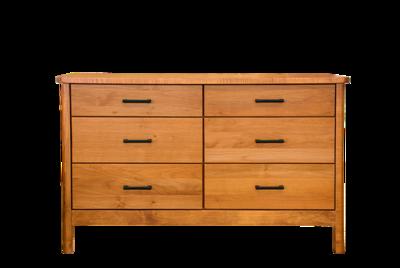 Alsea Bay Small 6 Dwr Dresser