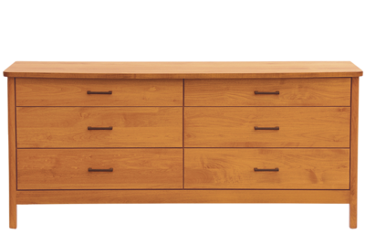 Alsea Bay 6 Drawer Dresser