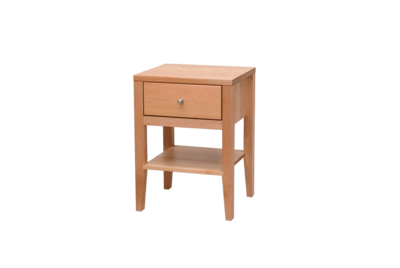 Calvin 1 Drawer Nightstand