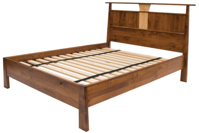 Reflections Limited Edition E. King Maple Bed