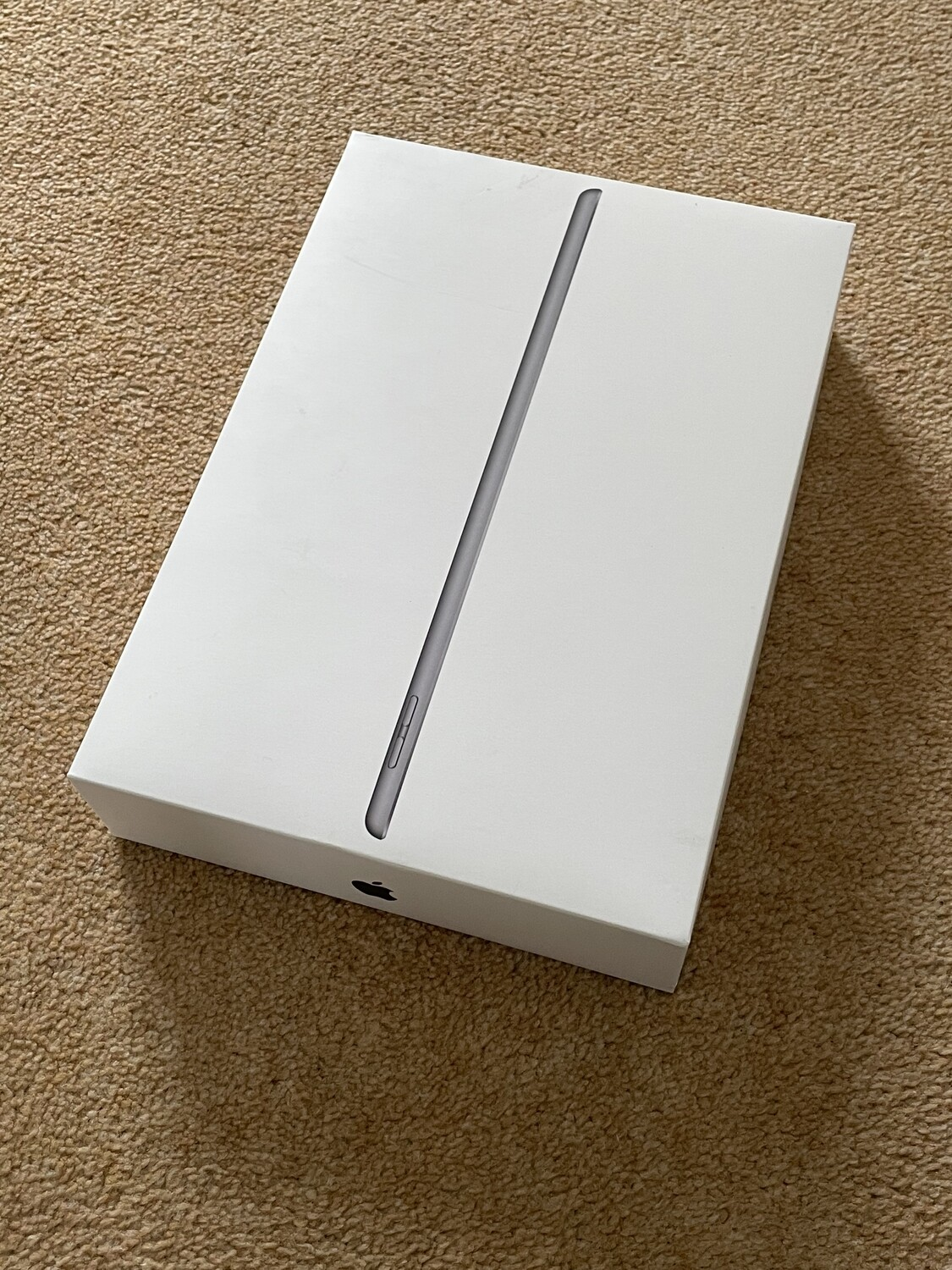 Apple iPad 8th generation box 32GB Space Gray for school funds (NO charger or Lighting cable or iPad)