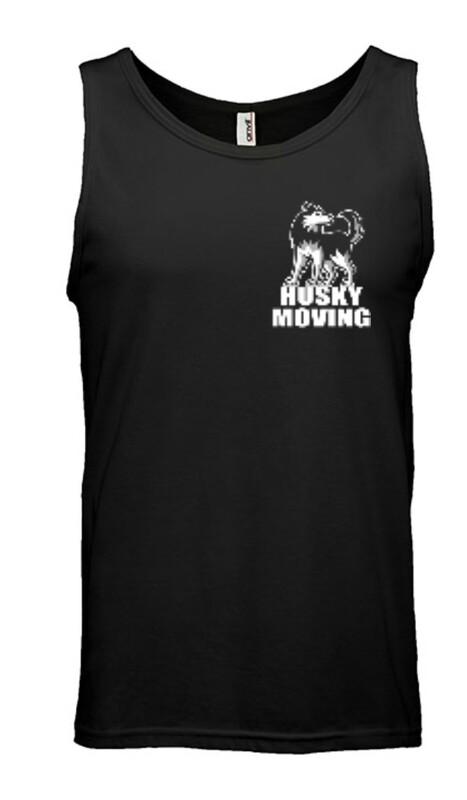 Husky Moving Logo Tank Top