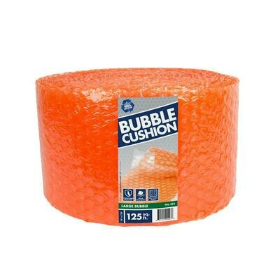 Perforated Bubble Cushion Wrap, 5/16 in. x 12 in. x 125 ft.