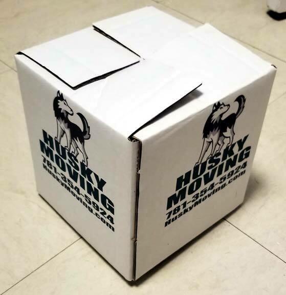 Extra Small Custom Shipping Box 6x6x6