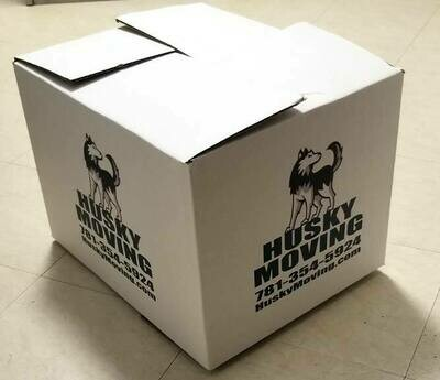 Large 100% Recycled Custom Shipping Box 18 x 14 x 12