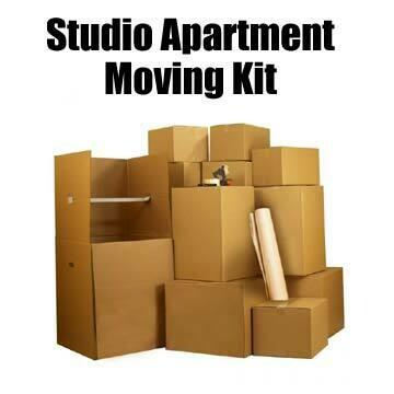 Studio Apartment Moving Kit