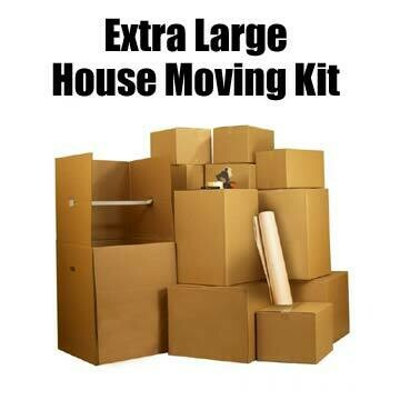 Extra Large House Moving Kit