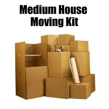Medium House Moving Kit