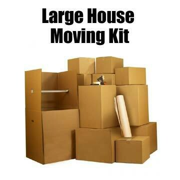 Large House Moving Kit
