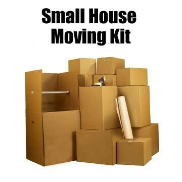 Small House Moving Kit