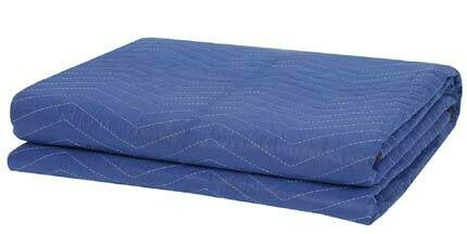 Heavy Duty Moving Pads for Protecting Furniture.   Professional Quilted Shipping Furniture Pads,  80 x 72 Inches.  $11 Each or a Dozen for $115