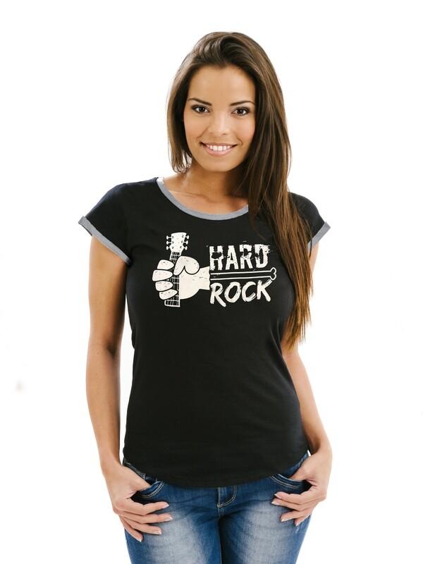 """Футболка женская """" Hard rock"""""""