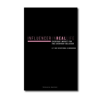 Influencer in Real Life 7-Day Workbook + Devo