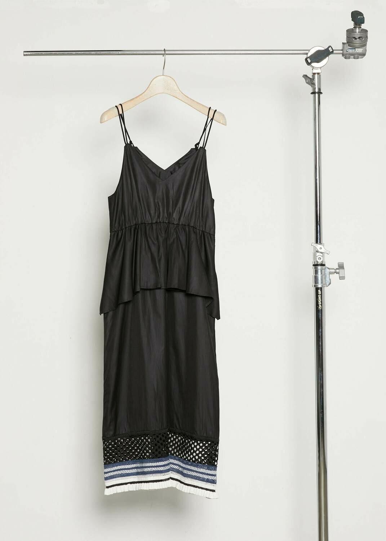 Original hem lace camisole Dress