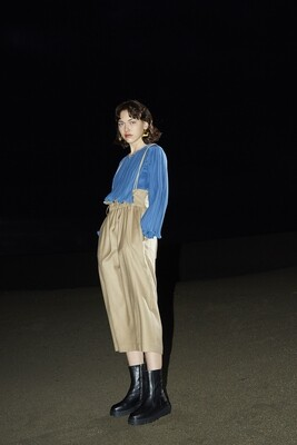 Original tip should strap wool skirt