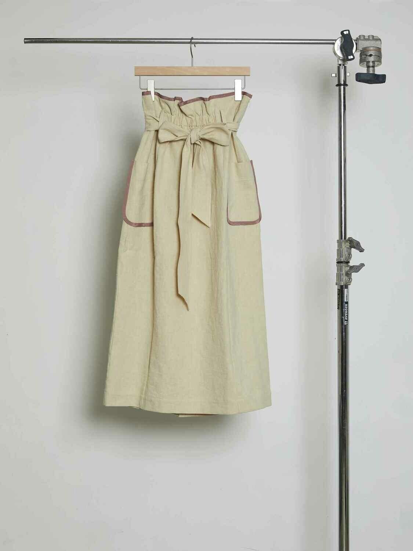 Hight West Frill Skirt