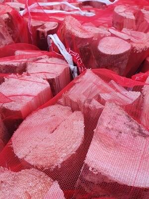 Kiln Dried Softwood Firewood Net Bag