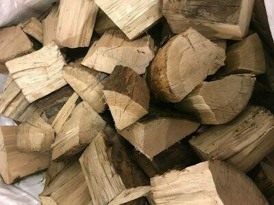 Kiln Dried Hardwood Firewood Jumbo Bag