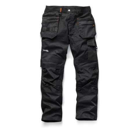 Scruffs Trade Flex Trousers - Black