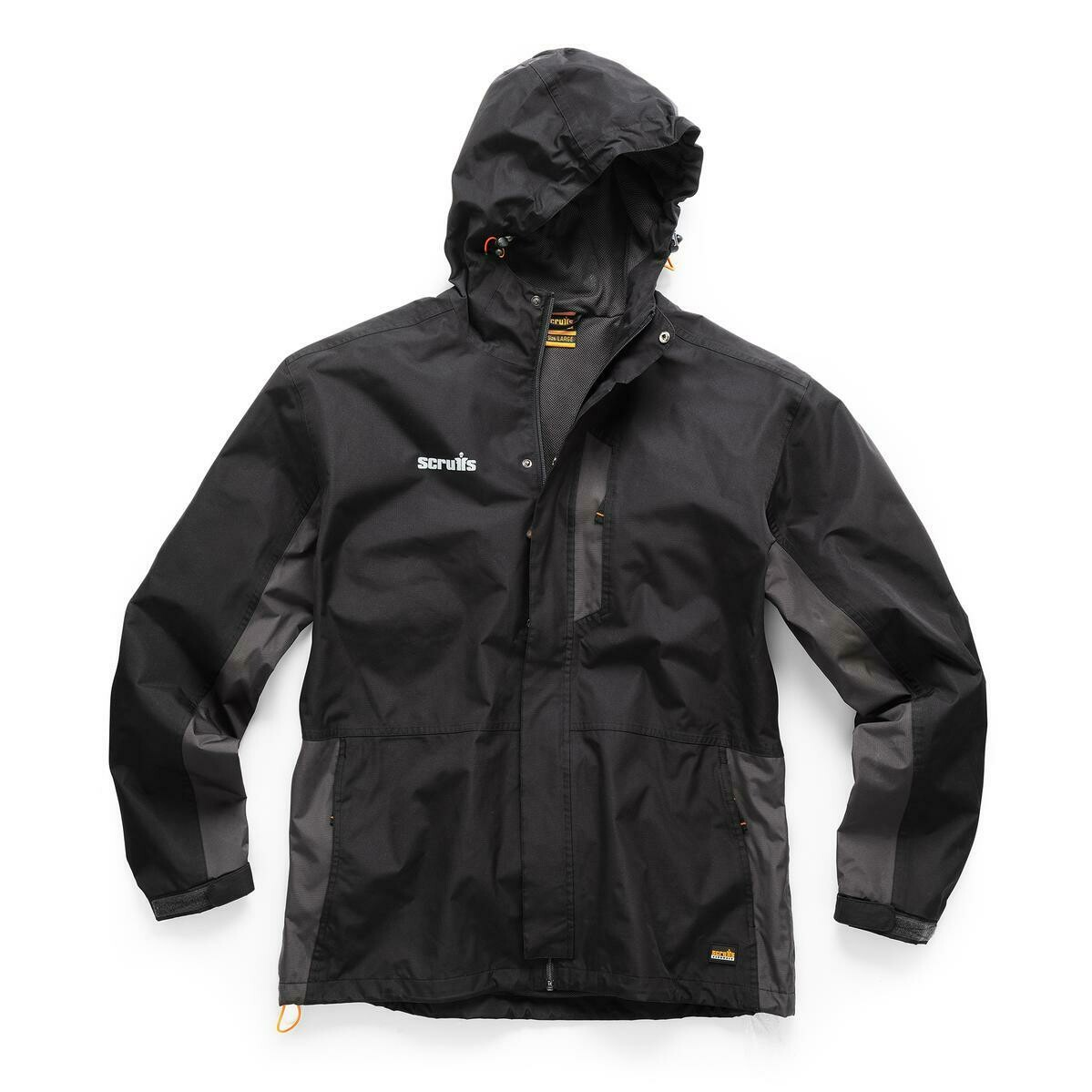 Scruffs Worker Jacket - Black