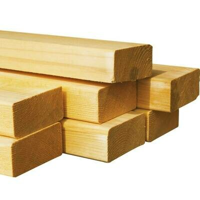 Graded CLS Timber 38x63mm (3x2