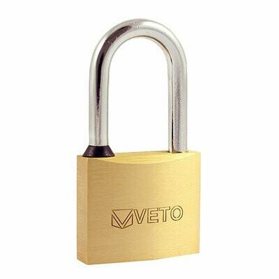 Veto Brass Padlock - LS