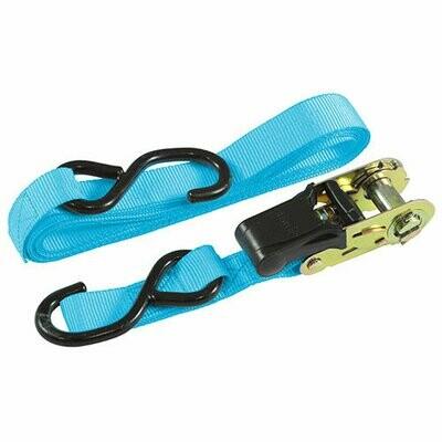 Veto S Hook Ratchet Straps-STD 2 pack