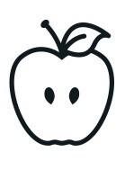 Mini Apple Pear Puff Pie